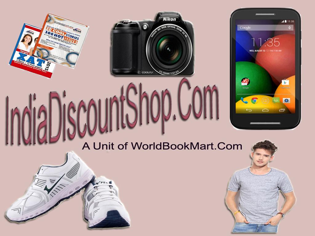India Discount Shop A Unit of World Book Mart