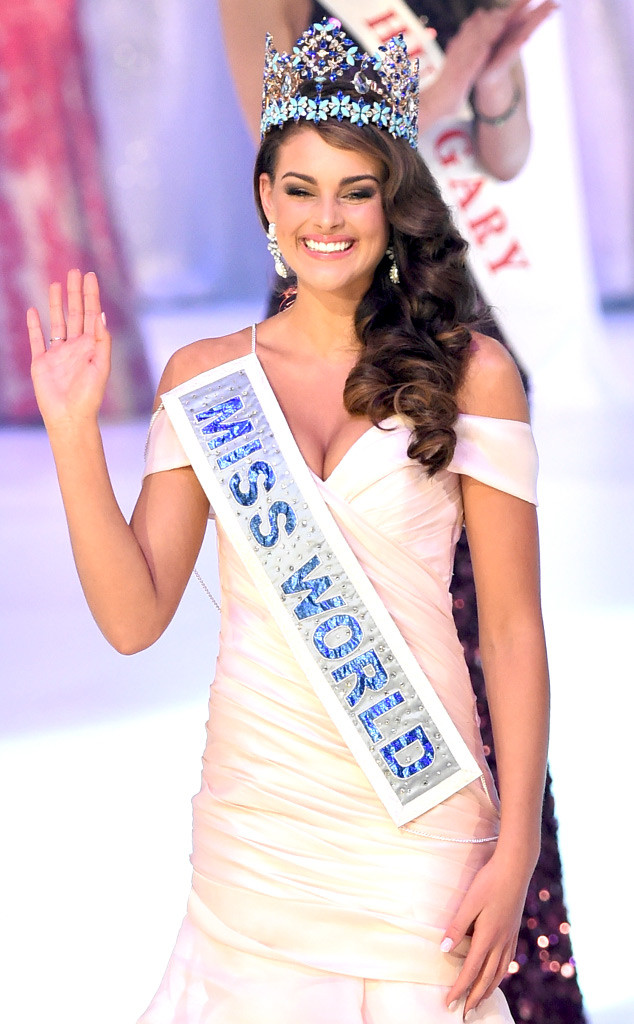 OUR MISS SA IS NOW MISS WORLD