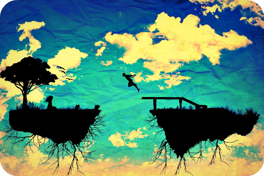 Poetry by Author Jan Jansen - Distance Cannot Disrupt our Feelings