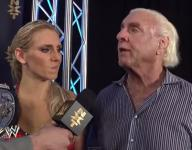 Ric Flair & daughter Charlotte