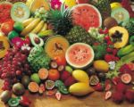 Lots of Fruit - This picture shows a variety of different kinds of fruits.