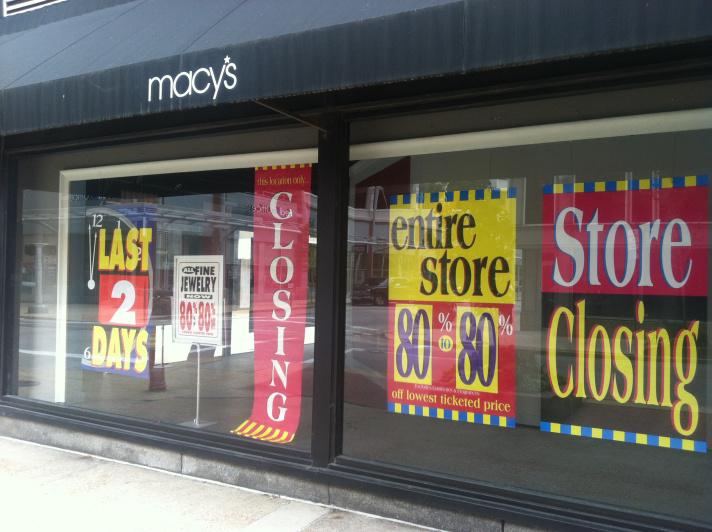 Macy's Closures