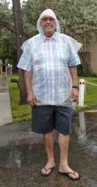 Rainy season in Fort Lauderdale