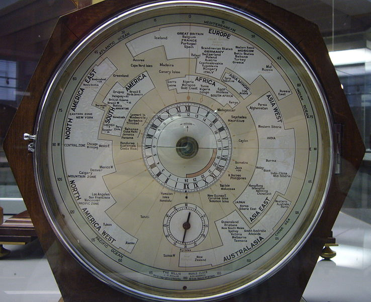 world  clock credit https://commons.wikimedia.org/wiki/File:Willis-world-clock.jpg