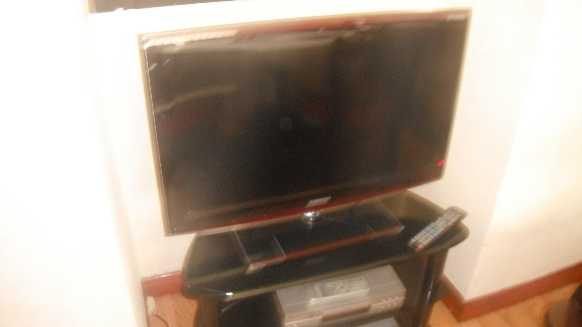 My TV set, taken by me