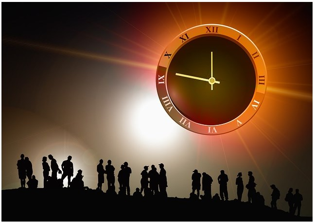 Human Group and Time