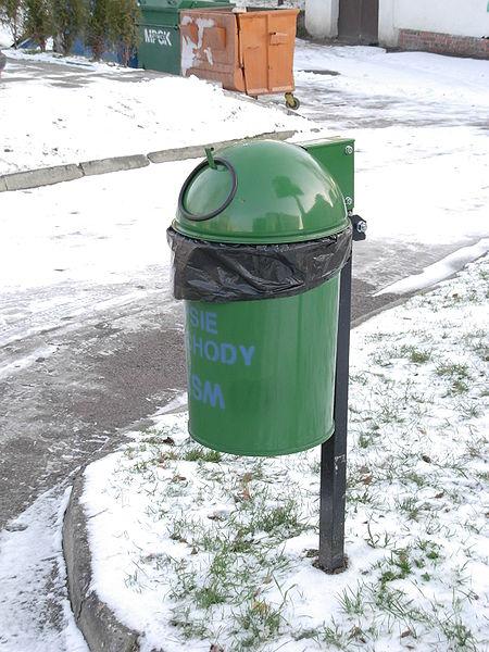 garbage bin credit https://commons.wikimedia.org/wiki/File:Garbage_bin_Bryn%C3%B3w.JPG