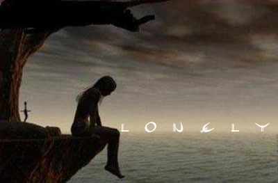 Loneliness is like a disease not easy to cure.