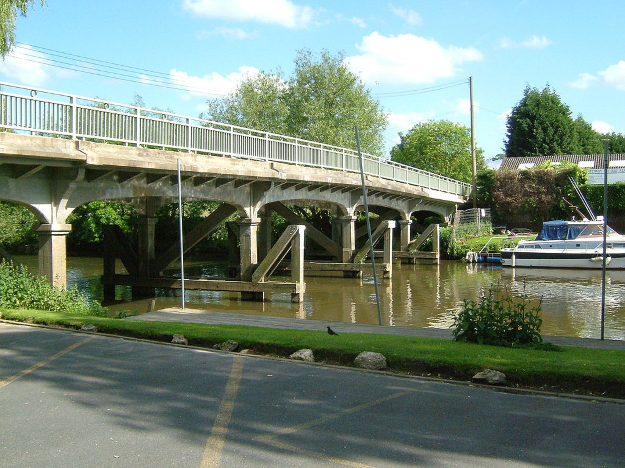 Wateringbury Bow Bridge