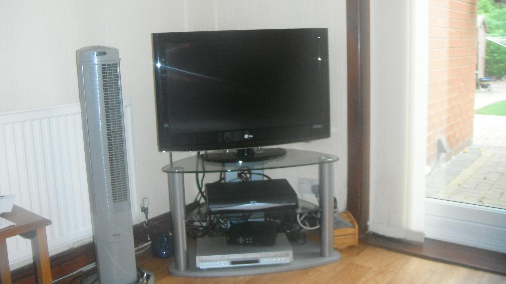 Photo taken by me – my TV set