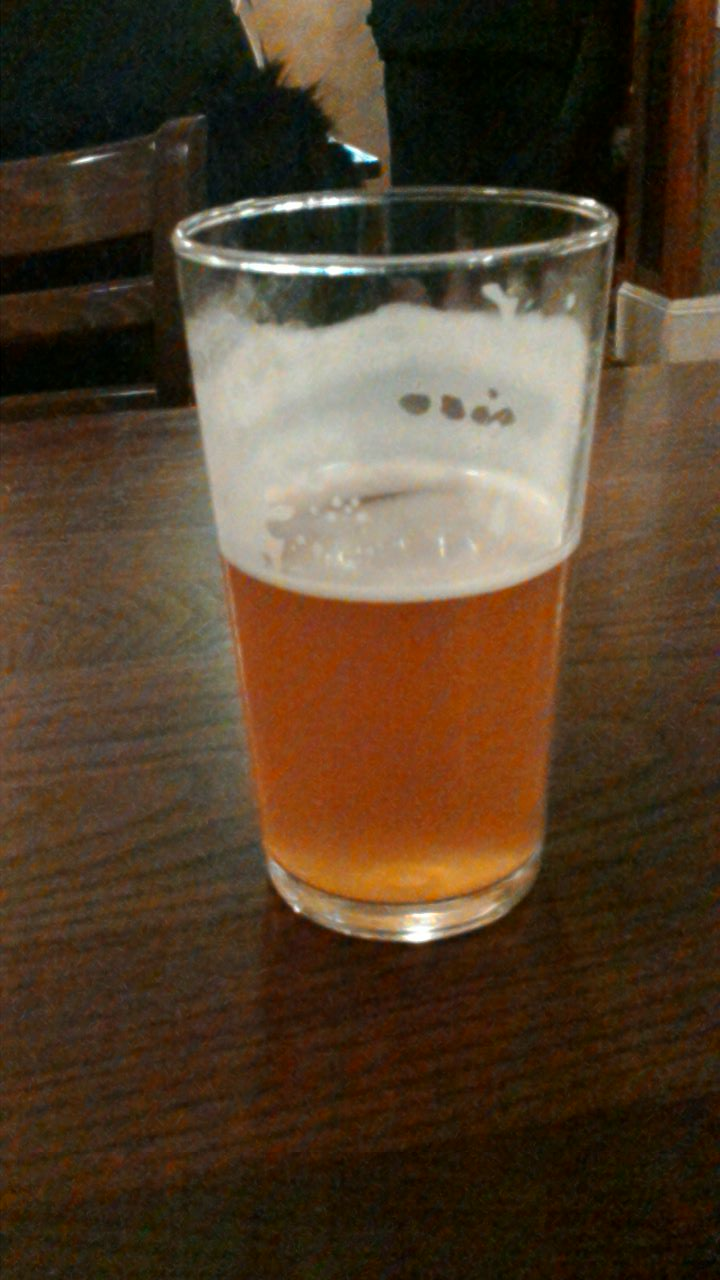 Photo taken by me – beer
