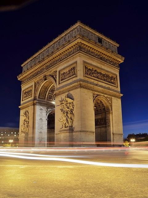 Arch of Triumph, pixabay free image