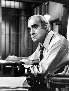 Abe Vigoda of Barney Miller.