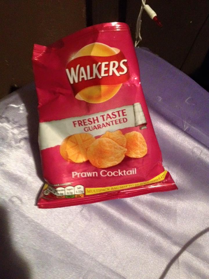 Walker's Prawn Cocktail