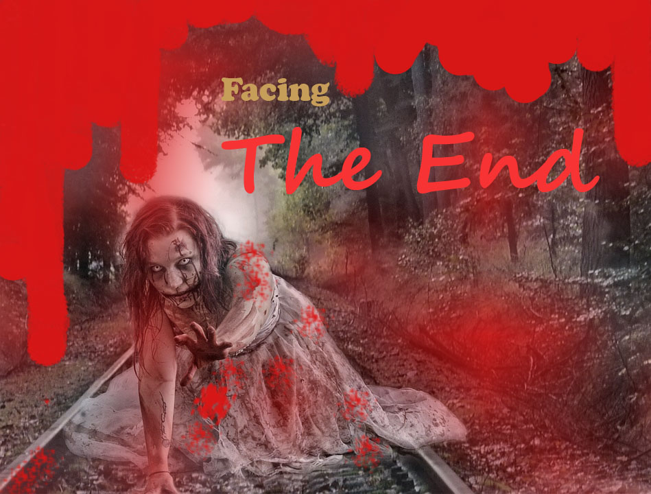 zombie, fear, horror, death, fiction