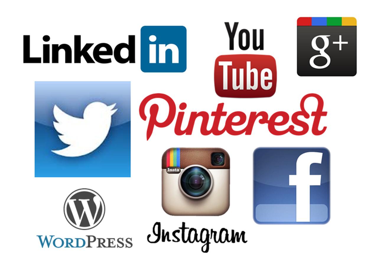 Twitter, Facebook, Social Network, follow me, apps