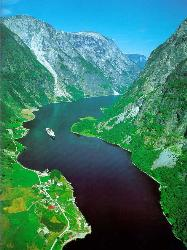 Fjords - Fjords in Norway