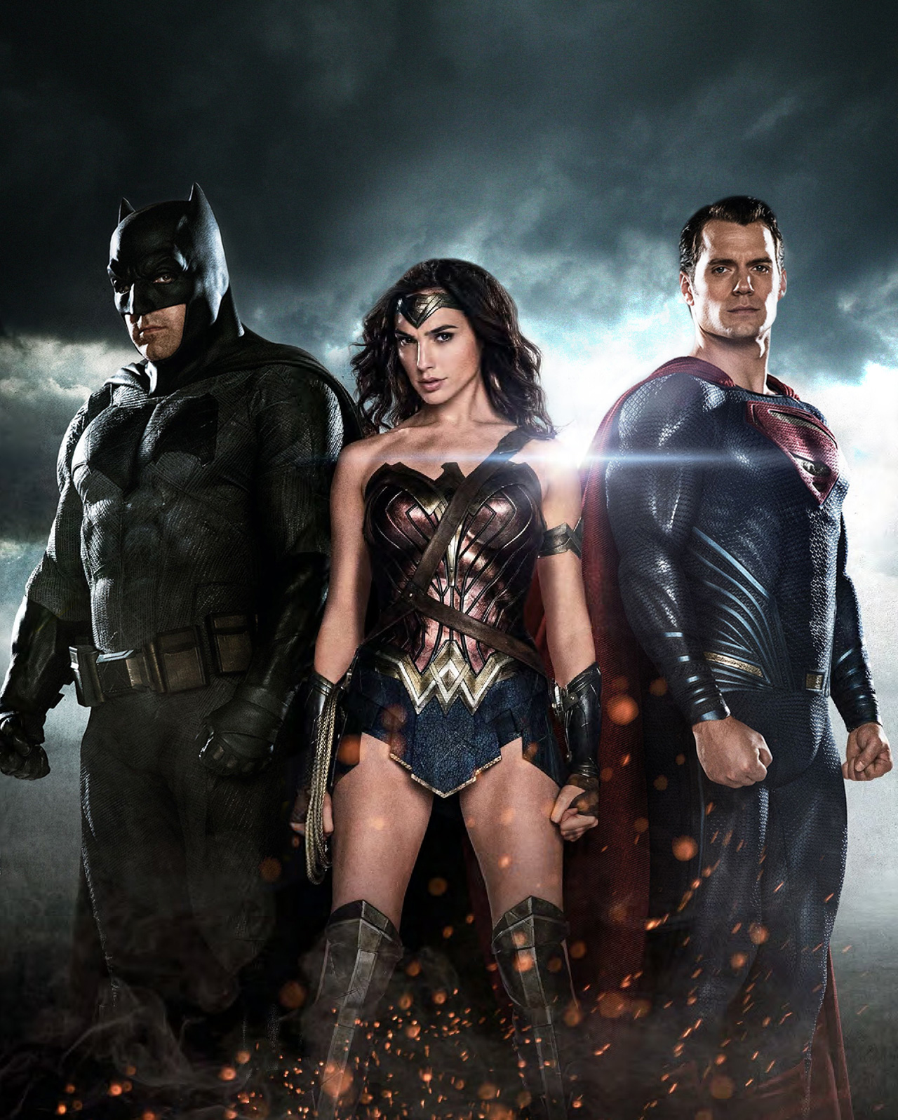 Batman vs Superman, hero, right and wrong, black and white, movie
