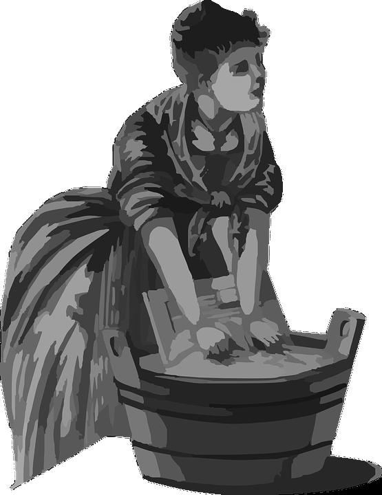washer woman