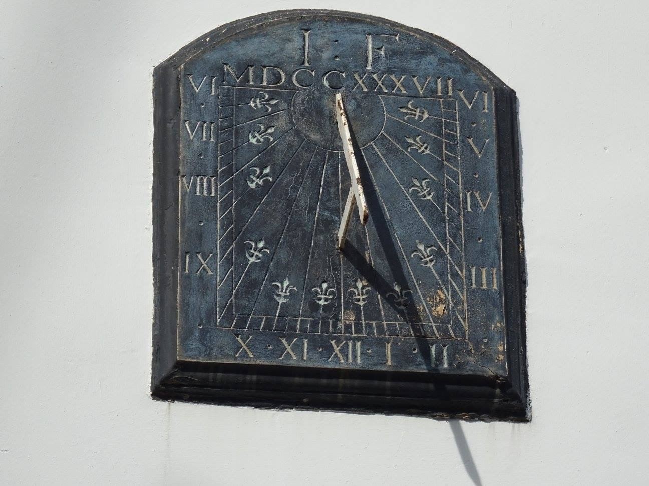 Sundial by frances