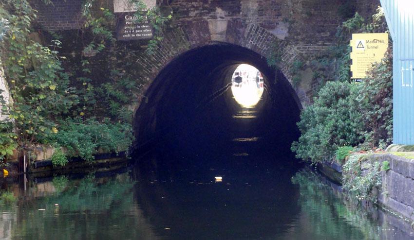 Maida tunnel