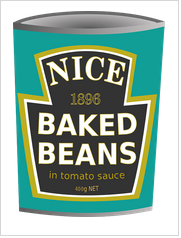 Photo from https://pixabay.com/en/baked-beans-canned-food-beans-tin-151747/ by OpenClipartVectors