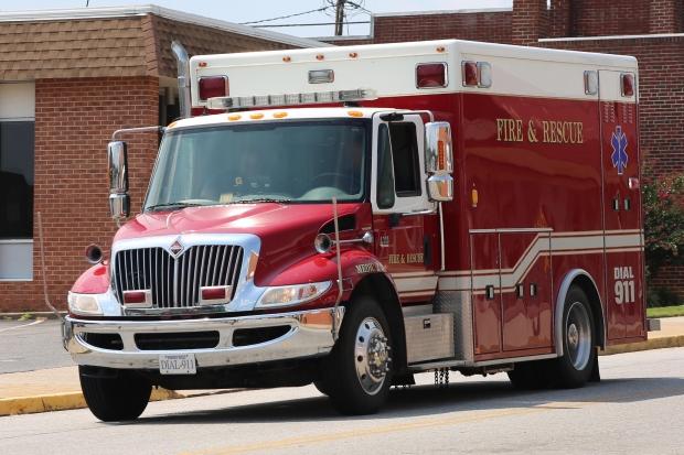 Photo of ambulance courtesy of morguefile.com
