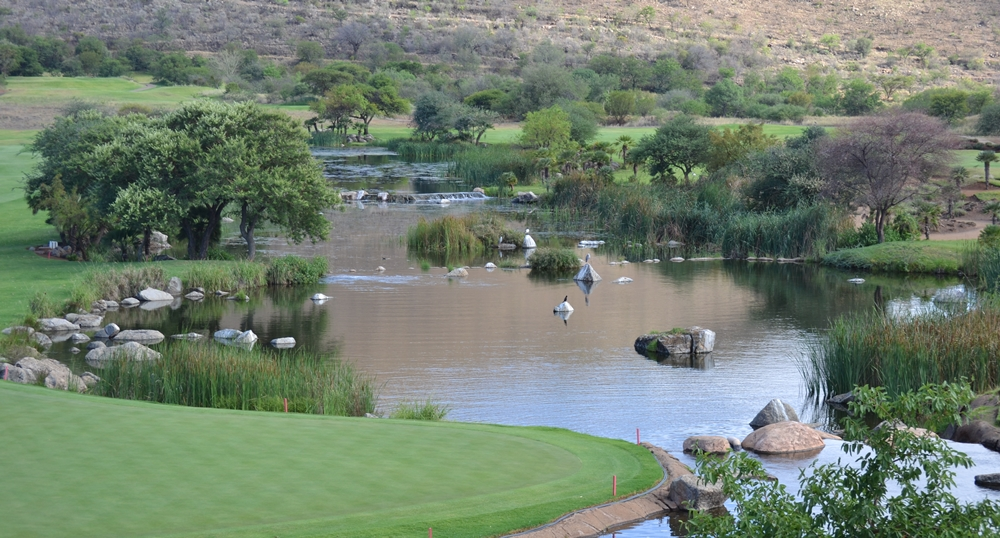 Gary Player Country Club, Sun City South Africa