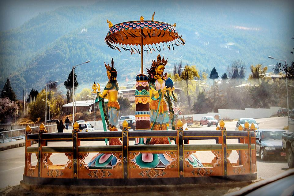 land of gross national happiness
