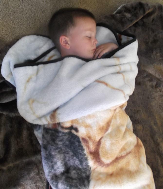 My Nephew Frankie 4-6-16