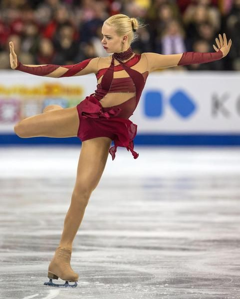 Skating, trials