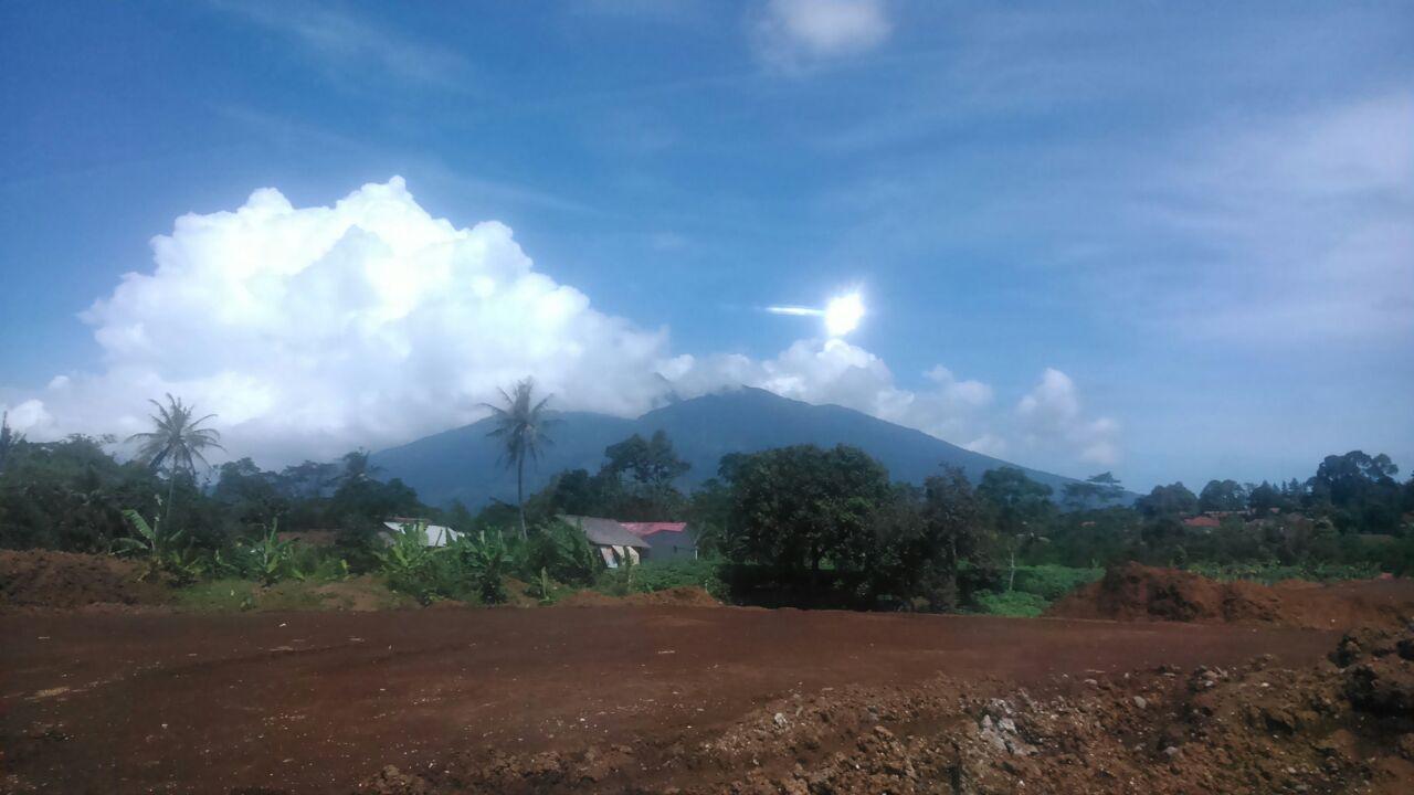 Mount Salak, Bogor, West Java, Indonesia