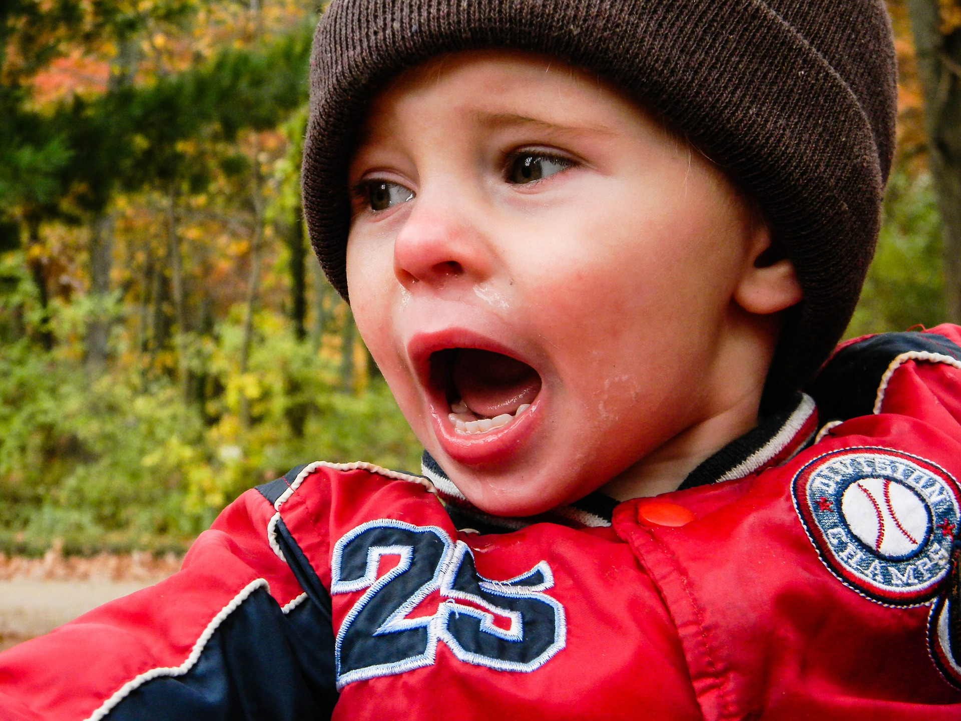 Fact: Children Throw Tantrums!