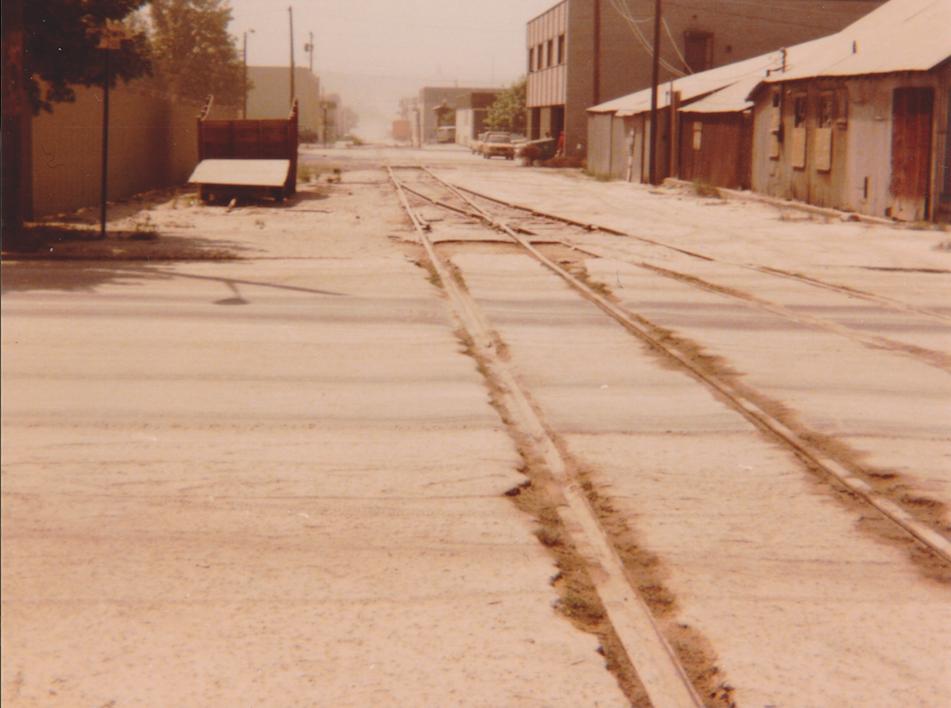 © 1980 by Richard L. Meister Jr. Mt. St. Helen Ash in Spokane, WA