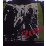 Photo is mine. This is my 'The Clash' shirt!