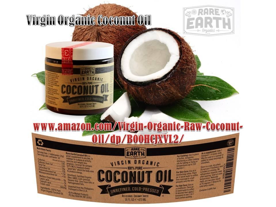 Virgin Coconut oil image
