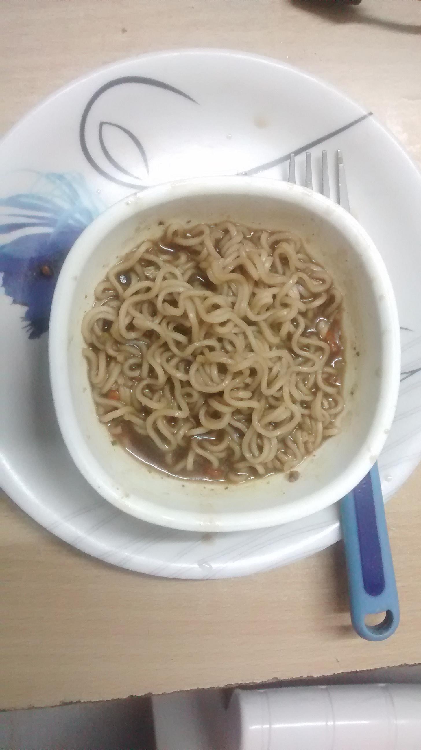 Maggi, noodles, dinner, yummy