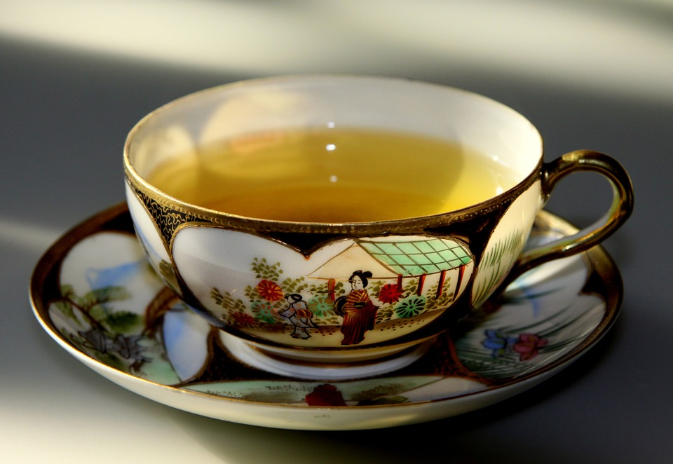 cup of tea, relaxation,
