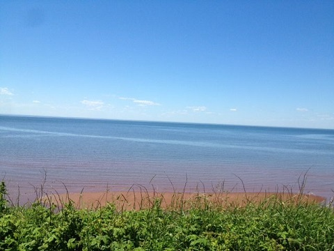 My photo in Prince Edward Island, Canada