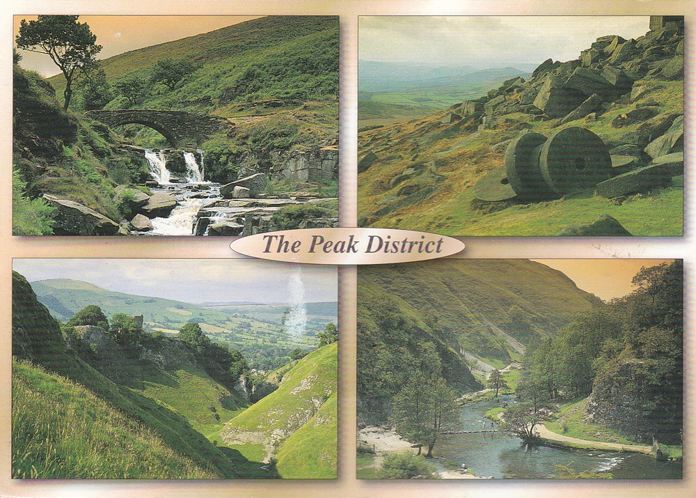 The Peak District UK