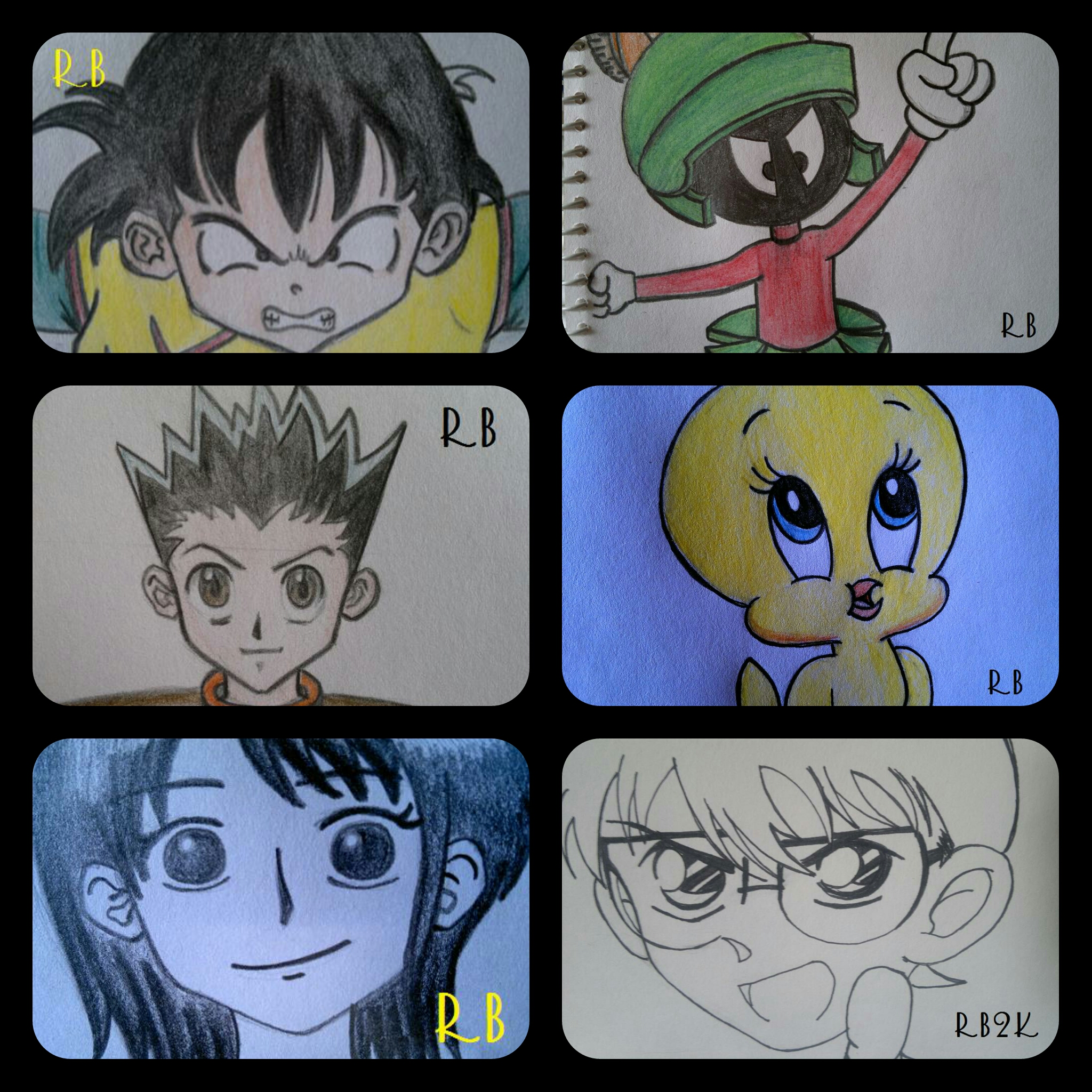 My drawings