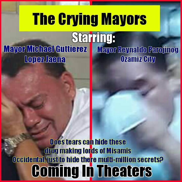 The drug addicts mayors