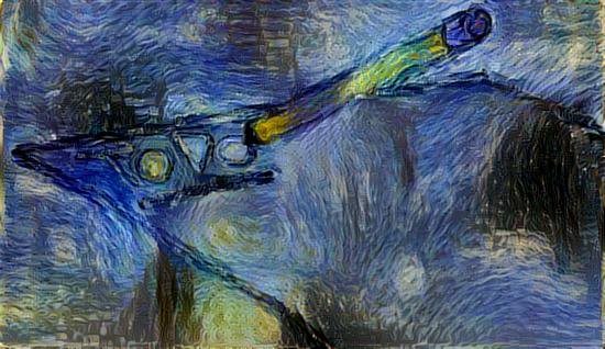 """""""To Do List"""" created on Microsoft Paint with Starry Night Effect on LunaPic.com"""