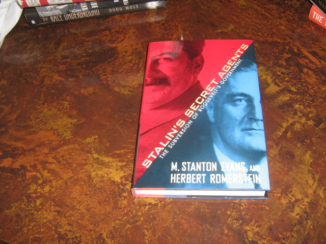 Stalin's Secret Agents, books,