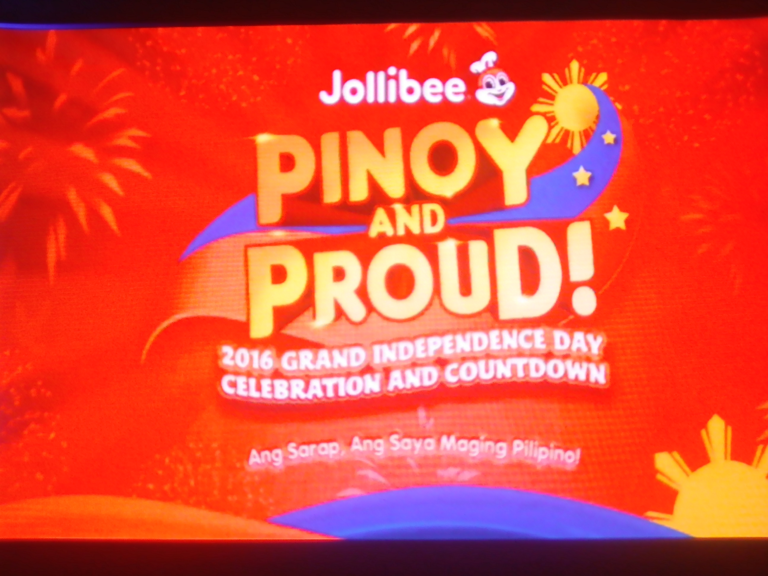 Proud To Be Pinoy ~~~
