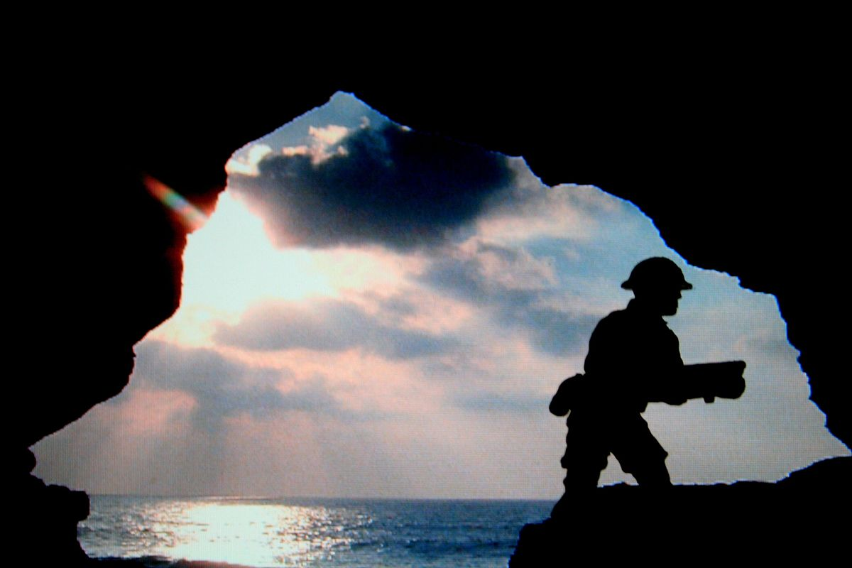 Does our real self live in a cave, and so do we only live from its shadow, if at all?