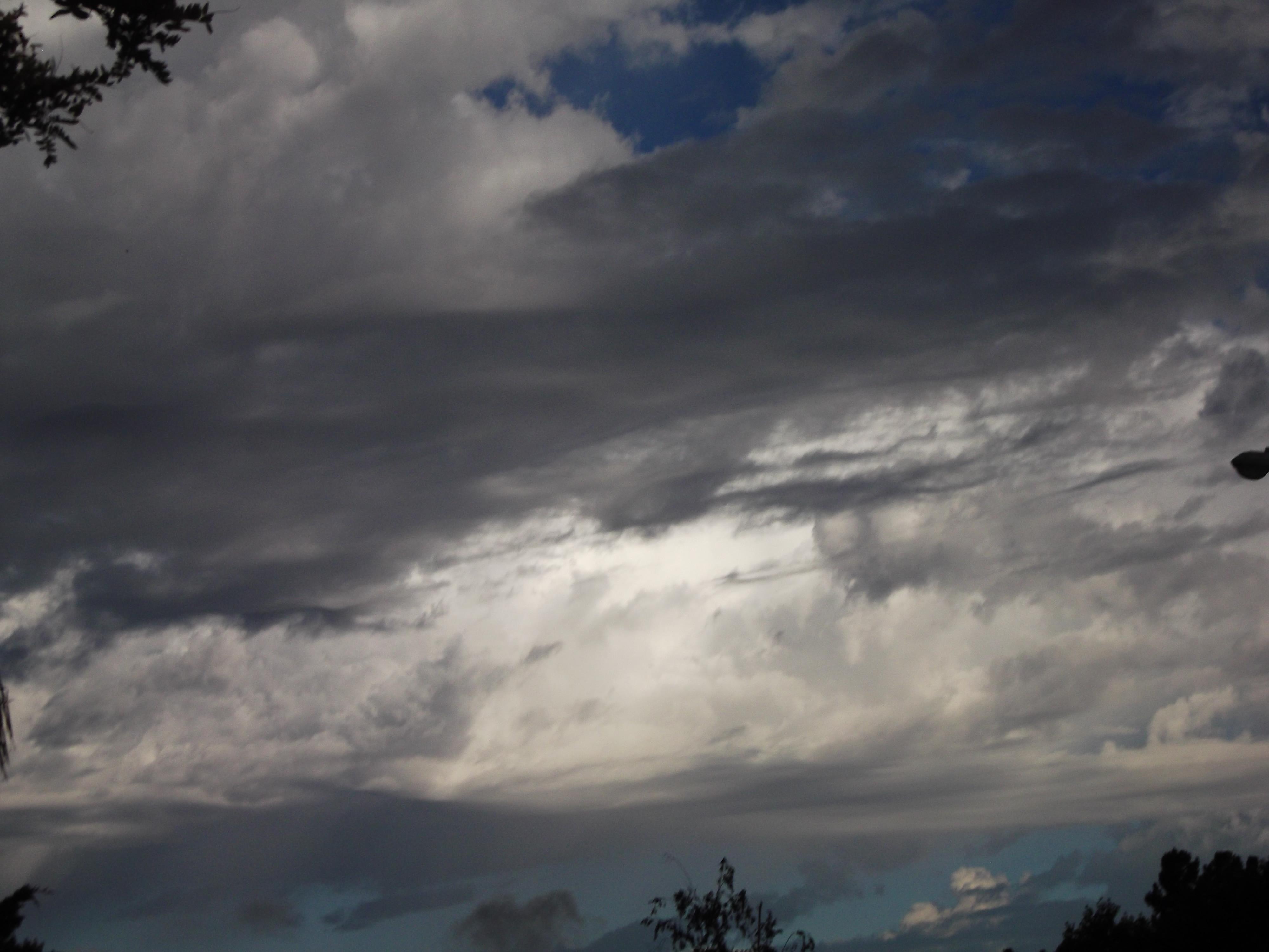 Cloud photo taken by me