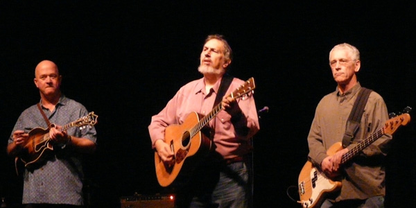 David Bromberg, and members of his quartet