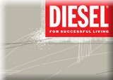 DIESEL for successful living! - See the most DESIERED brand...