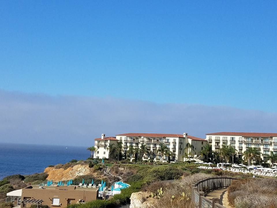 Photo of Terranea taken by author, Deborah Dian; all rights reserved.